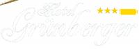 Logo Hotel Grünberger weiss 3 S