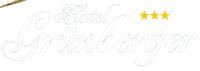 Logo Hotel Grünberger weiss