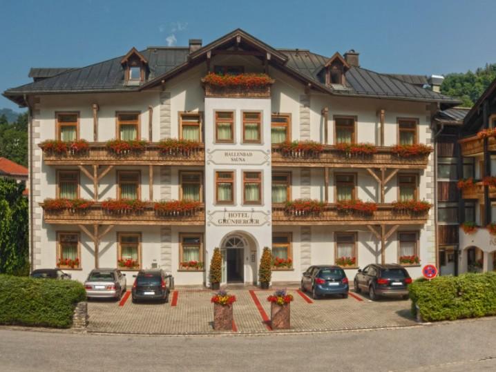 Hotel Grünberger Berchtesgaden