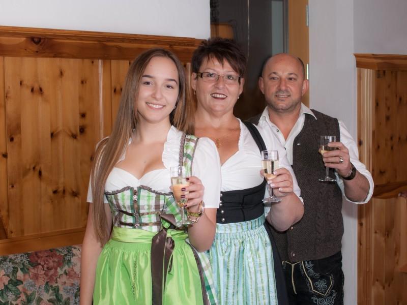Familie Grünberger
