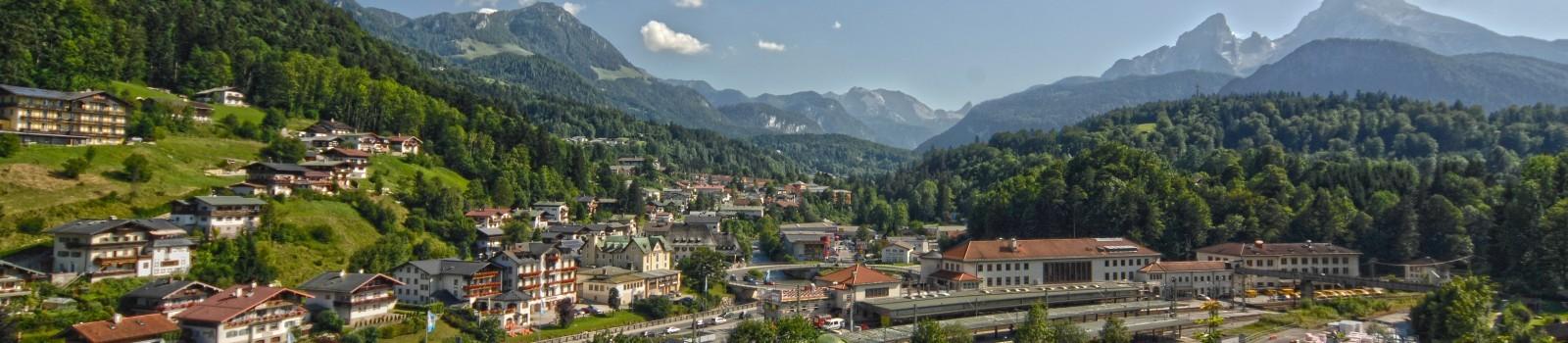 Urlaub Hotel Grünberger in Berchtesgaden